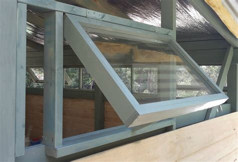 make window shed window installation
