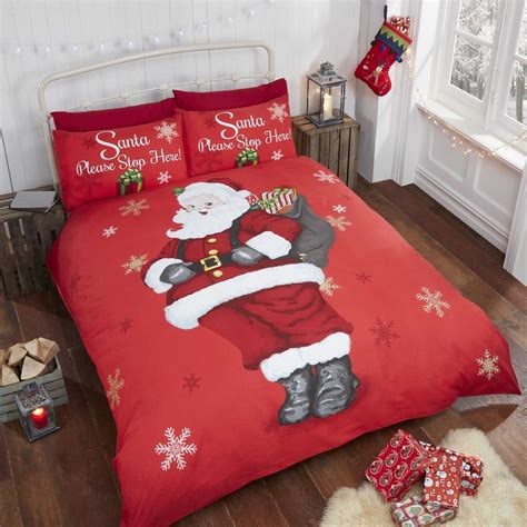 king size christmas bedding christmas xmas theme duvet quilt cover bedding sets