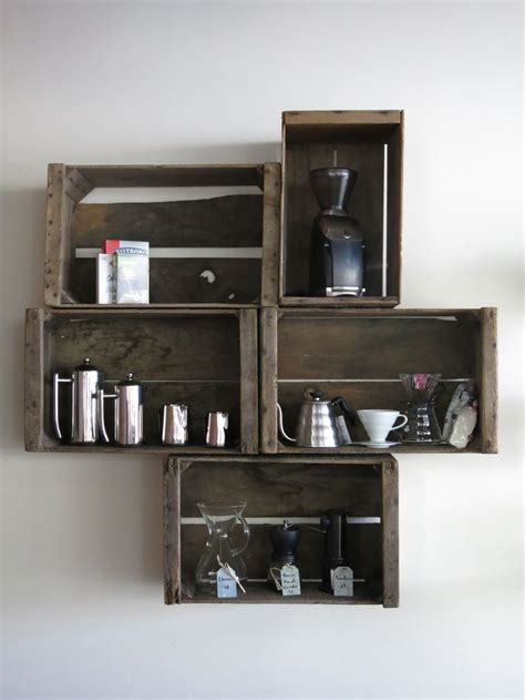 25 best ideas about wooden wall shelves on