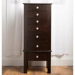 sears mirror jewelry armoire jewelry armoires mirrored jewelry armoires sears
