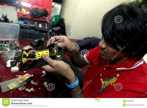 Cacing Karanganyar racing car editorial image cartoondealer 53638042