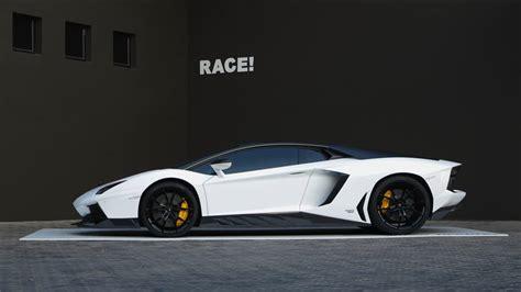 Lamborghini Aventador Racing Novitec Torado Lamborghini Aventador By Race