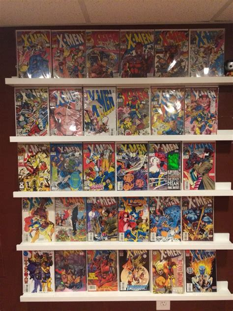comic book shelves 25 best ideas about comic book storage on pinterest