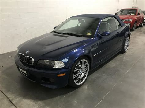 bmw of chantilly 2005 bmw m3 2dr convertible in chantilly va auto sport