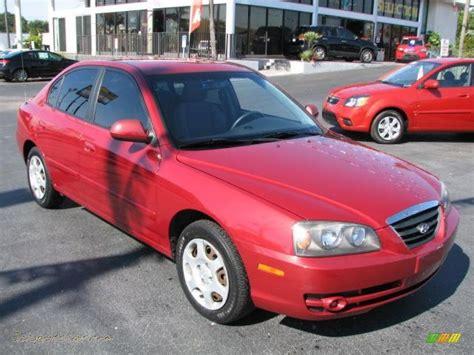 2005 Hyundai Elantra Gt by 2005 Hyundai Elantra Gt Sedan In Electric Metallic