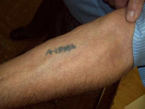 holocaust tattoos kleinberg howard crestwood