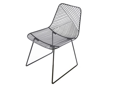 Sketch Chair by Portfolios Archive Profile Systems