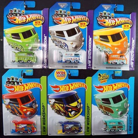 Hotwheels Set 6 20 best images about wheels vhtf complete sets on pontiac gto volkswagen and cars
