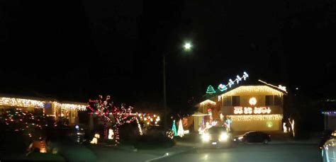 catchy collections of san ramon christmas lights