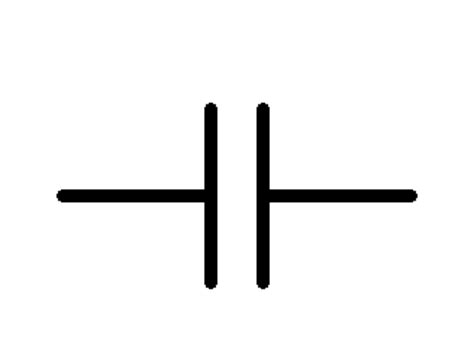 disc capacitor symbol electrical circuit schematic symbols get free image about wiring diagram
