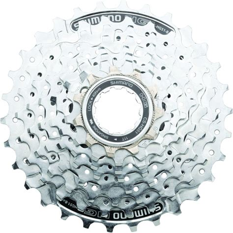 shimano 8 speed cassette shimano hg51 alivio 8 speed cassette gt components