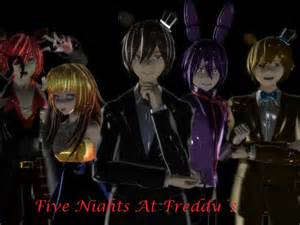 Five nights at freddy by cote14 on deviantart