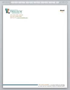 professional letterhead template word letterhead template word 2010