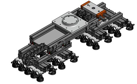 vacuum grippers r e engineering fully customised robotic gripper for