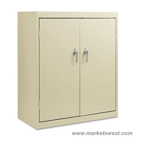 heavy duty storage cabinets alera heavy duty welded metal storage cabinet 42x36x18