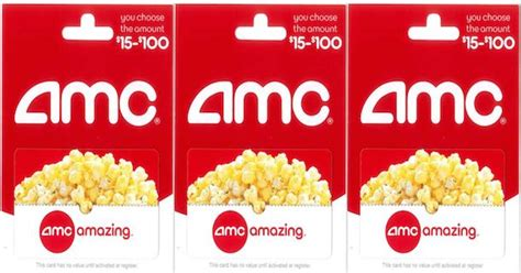 Where Can I Get Amc Gift Cards - amc theater gift card check infocard co