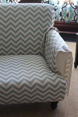 Spiral Upholstery Pins Back On Festive Road Sofa Makeover From Shabby To Chic