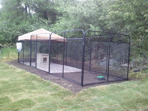 outdoor dog kennel ultimate kennel kennel designs how to build dog kennel