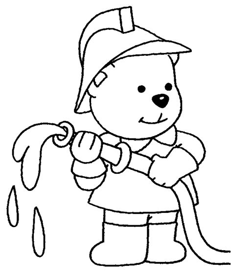 fireman quot fire fighter quot printable coloring pages