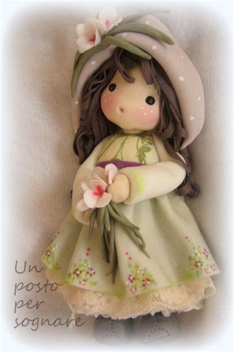 fiori pasta di sale bambolina con fiore pasta mais pasta di mais