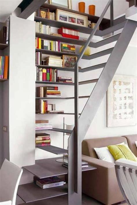 stairs bookshelf stairs