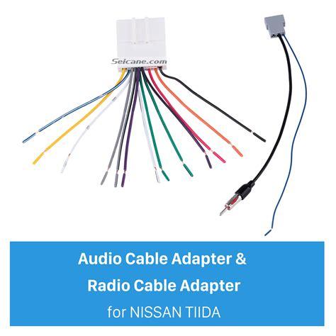 wiring diagram nissan tiida wiring diagram manual