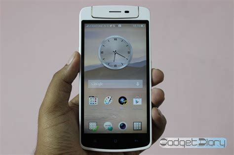 Oppo N1 Diary by Oppo N1 Mini Review