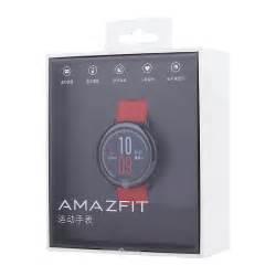Xiaomi Amazfit Sport package a xiaomi huami amazfit smart sports black