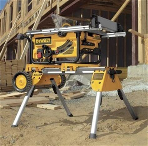 dewalt dwrs rolling  stand dewalt table  cart