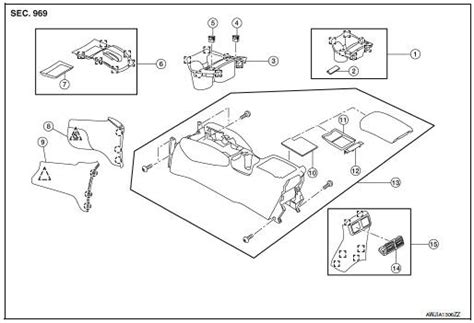 nissan rogue service manual unit disassembly and assembly
