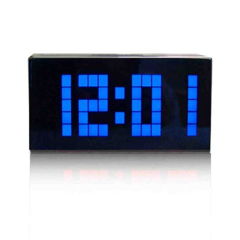 digital wall clocks large number digital wall clock
