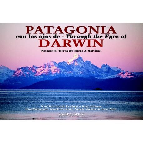 through the of patagonia books patagonia through the of darwin zagier and urruty