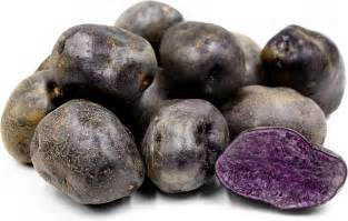 purple potatoes information recipes and facts