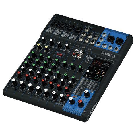 Mixer Yamaha Mg yamaha mg 10xu 171 mixer