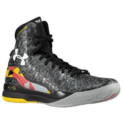 maryland pride basketball shoes armour clutchfit drive maryland pride weartesters