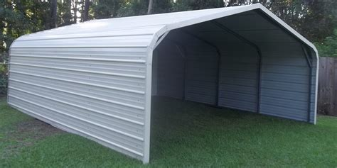 open carport 895 carports garages sheds metal buildings absolute