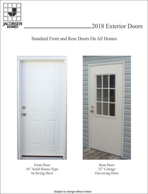 Exterior Door For Mobile Home Manufactured Doors Size Of Bedroom Ideaswonderful Mobile Home Patio Doors Mobile Home