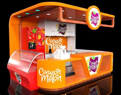 desain gerobak jajanan booth indoor mall jasa pembuatan gerobak desain gerobak