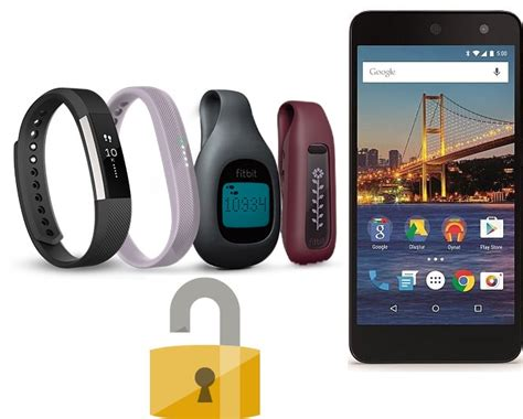 android fitness how to unlock your android mobile with fitness trackers