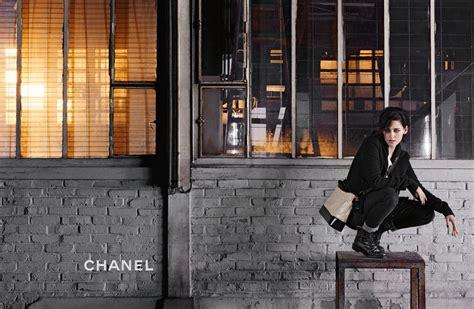 chanel gabrielle bag commercial song caroline de maigret kristen stewart stars in chanel film for gabrielle bag