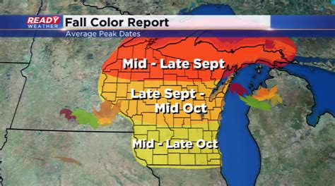 of wisconsin colors wisconsin s fall colors report