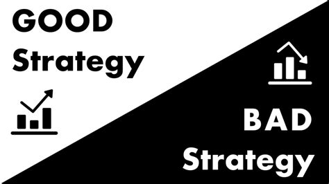 good strategy bad strategy the strategy is confusing but the requirements of growth are not accelerating your sales strategy