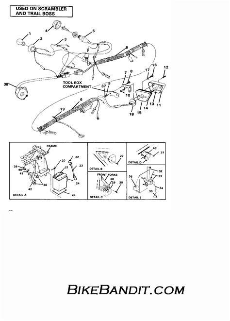 regulator rectifier wiring diagram for polaris voltage