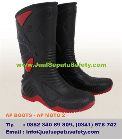 sepatu boots wanita rider holidays oo