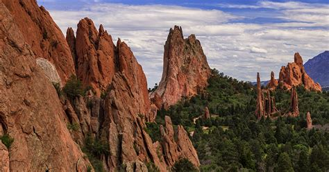 Garden Of The Gods Climbing Permit Climb And Hike In The Garden Of The Gods Colorado