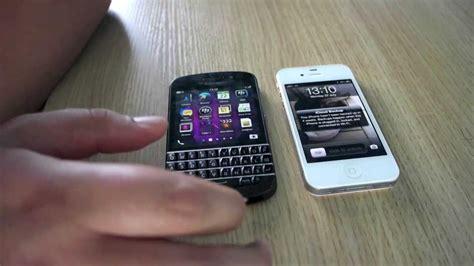 blackberry   iphone  youtube