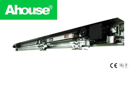 China Ahouse Dc 24v Automatic Sliding Door Opener Ce Automatic Barn Door Opener