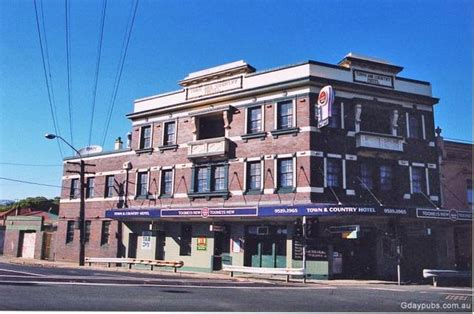 town country inns town country hotel in st peters sydney