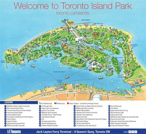 island park toronto island park city of toronto