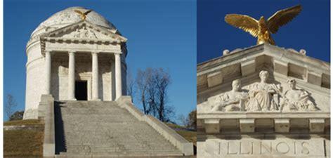 Forum Credit Union Monument Circle the state memorials at vicksburg american civil war forums